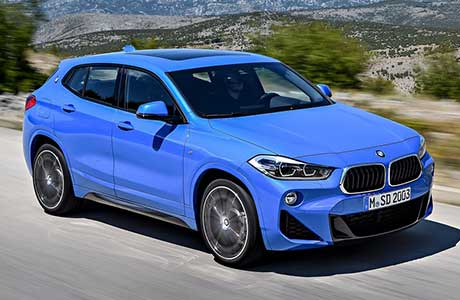 BMW X2 Shortlease