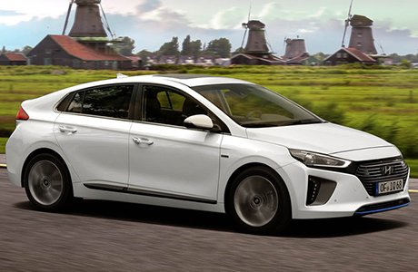 Hyundai Ioniq Shortlease