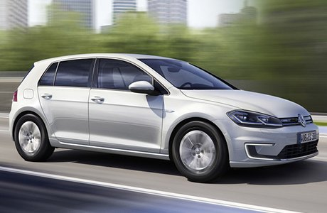 Volkswagen E-Golf Shortlease