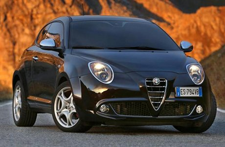 Alfa Romeo Mito Shortlease