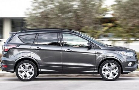 Ford Kuga Shortlease