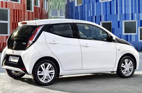 Toyota Aygo Shortlease