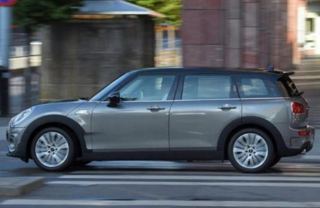 MINI Clubman Shortlease
