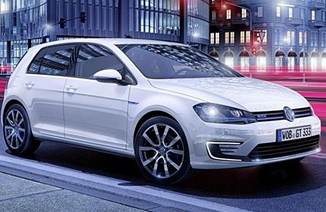 Volkswagen Golf GTE 7% bijtelling Shortlease