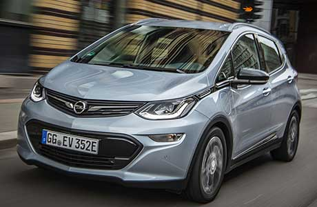 Opel Ampera-E Shortlease