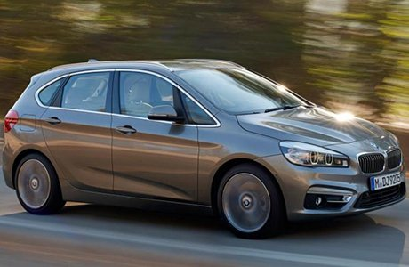 BMW 2 Active tourer  Shortlease