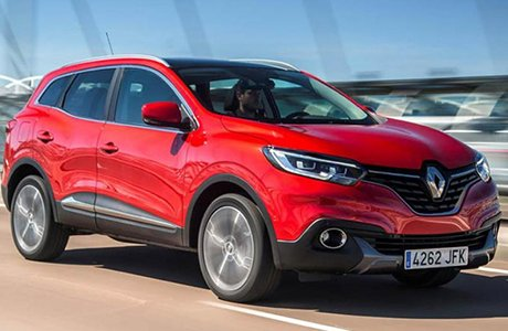 Renault Kadjar Shortlease