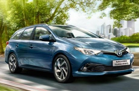 Toyota Auris Hybrid Touring Sports Shortlease