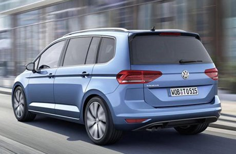 Volkswagen Touran Shortlease