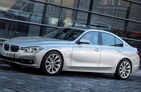 BMW 3 serie 330e Shortlease