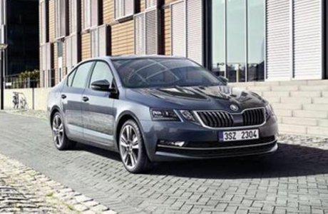 Skoda Octavia Shortlease