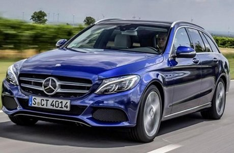 Mercedes C 350 - Estate PHEV (15% bijtelling)  Shortlease