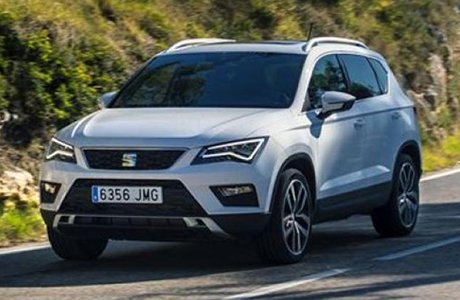 Seat Ateca Shortlease
