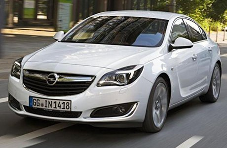Opel Insignia Shortlease