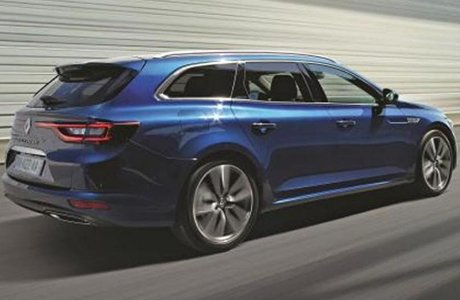 Renault Talisman Estate Shortlease