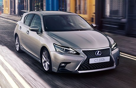 Lexus CT 200h Hybrid Shortlease