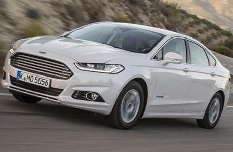 Ford Mondeo Shortlease