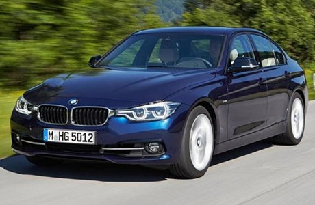 BMW 3 serie Shortlease