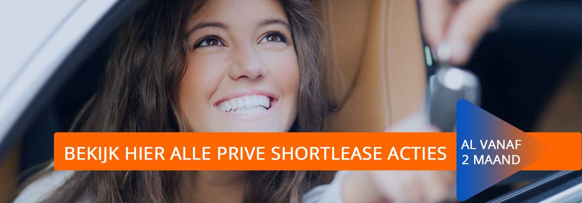 Shortlease prive acties